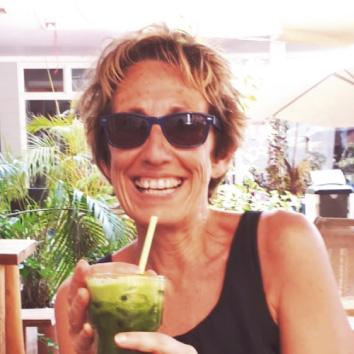 Françoise SAUGNAC partenaire La Spiruline de Julie